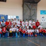 Evento Navidad 2019, presentación Club Baloncesto Dúrcal.